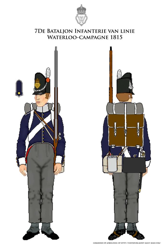 uniform voor- en achterkant